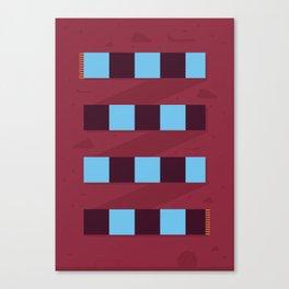 West Ham United Football Club Canvas Print