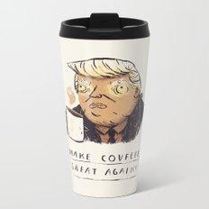 make covfefe great again! trump print Metal Travel Mug