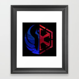 The Old Republic  Framed Art Print