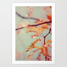 Autumn #2 Art Print