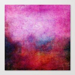 Square Composition X Canvas Print