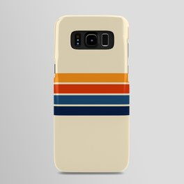 Classic Retro Stripes Android Case