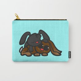 Cuddle Bunnies Carry-All Pouch