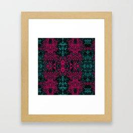 Musing Framed Art Print