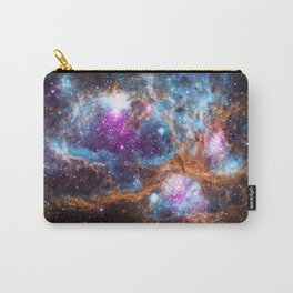 Nebula | Universe | Galaxies | Goddess | God | Stardust Carry-All Pouch