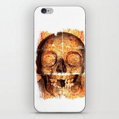 mosaica skully iPhone & iPod Skin