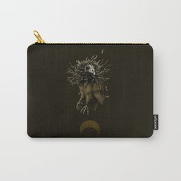 Amber Owl Carry-All Pouch
