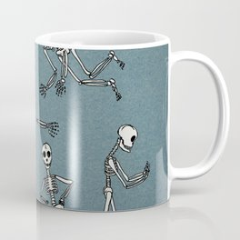 Skeletons Coffee Mug