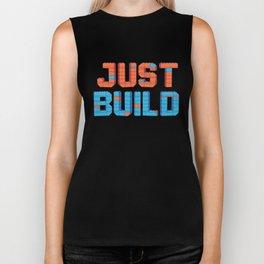 Just Build Biker Tank