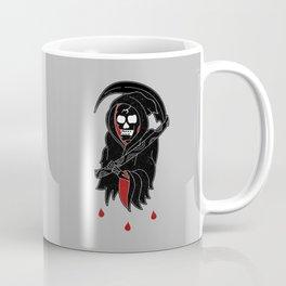 Grim Reaper Coffee Mug