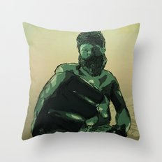 Roy 'Big Country' Nelson Throw Pillow