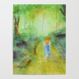 Down the Path Poster