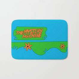Mystery Machine Bath Mat