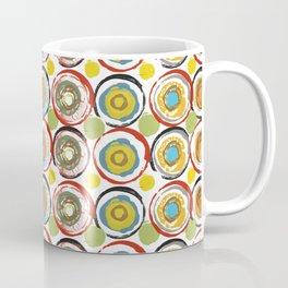 Never-ending circle pattern Coffee Mug