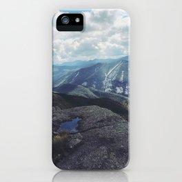 High Peaks Adirondacks iPhone Case
