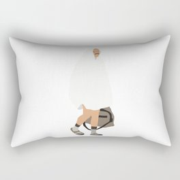 Tobias Arrested Development tv show Rectangular Pillow