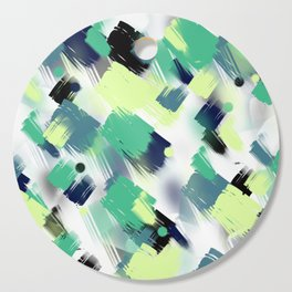 Abstract pattern 153 Cutting Board