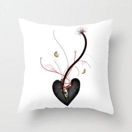 Life Mechanism Throw Pillow