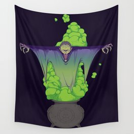 The summoning Wall Tapestry
