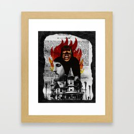 The Raven Framed Art Print