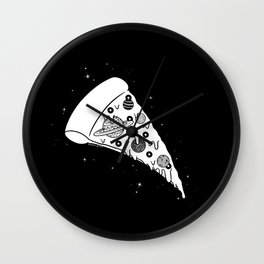 Eat Chaos Wall Clock