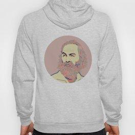 Walt Whitman Hoody