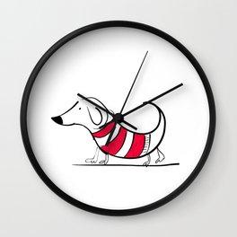 Peanut Wall Clock