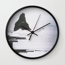 Fractions A12 Wall Clock