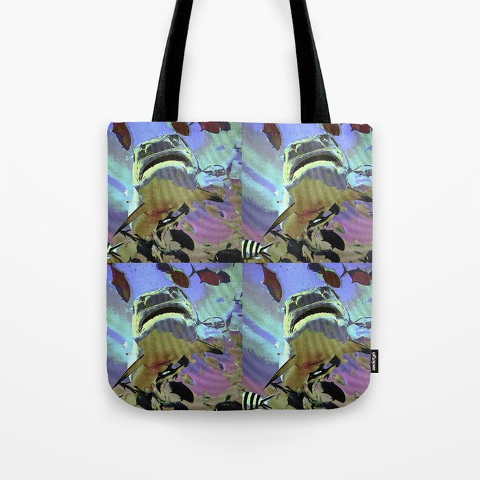 Wondrous Seas Tote Bag