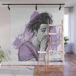 Matty Wall Mural