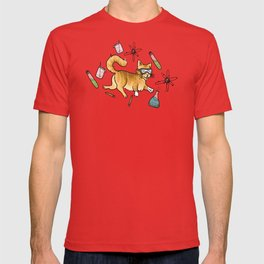 STEM Cats T-shirt