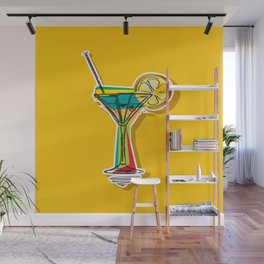 Cocktail Wall Mural