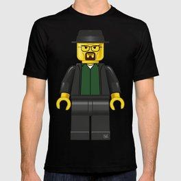 Lego Walter White - Vector T-shirt