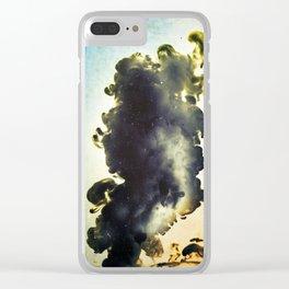 Liquid harmony II Clear iPhone Case