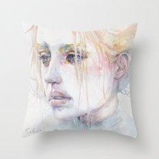 imaginary illness Throw Pillow