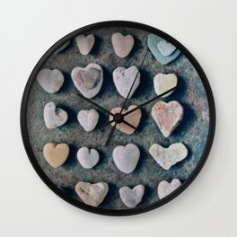 Heartfull Wall Clock