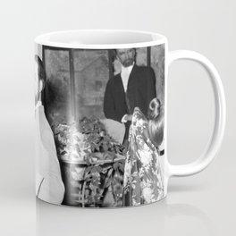 Een historisch tafereel in het museum, Bestanddeelnr 254 0098 Coffee Mug