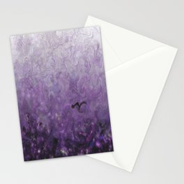 The Contrast of Feelings Stationery Cards