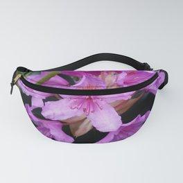 Purple flowers 9 Fanny Pack