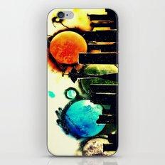 Seattle Silhouette   iPhone & iPod Skin