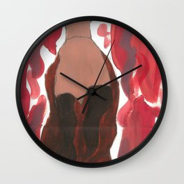 New Faces 2020 Wall Clock