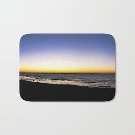 Moonta Bay, South Australia - Panorama 2 Bath Mat