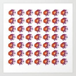 Star Babies Art Print