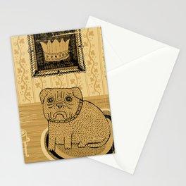 Princess. French bullmastiff Stationery Cards