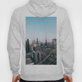 View from Dubai Hoody