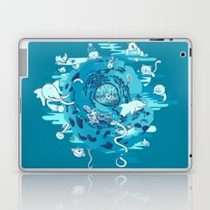 The Cell Laptop & iPad Skin
