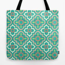 Medallions Tote Bag