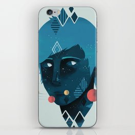 Mind/Space iPhone Skin