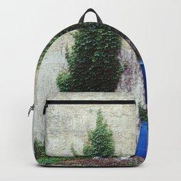 vines, trash Backpack