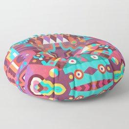 Schema 9 Floor Pillow